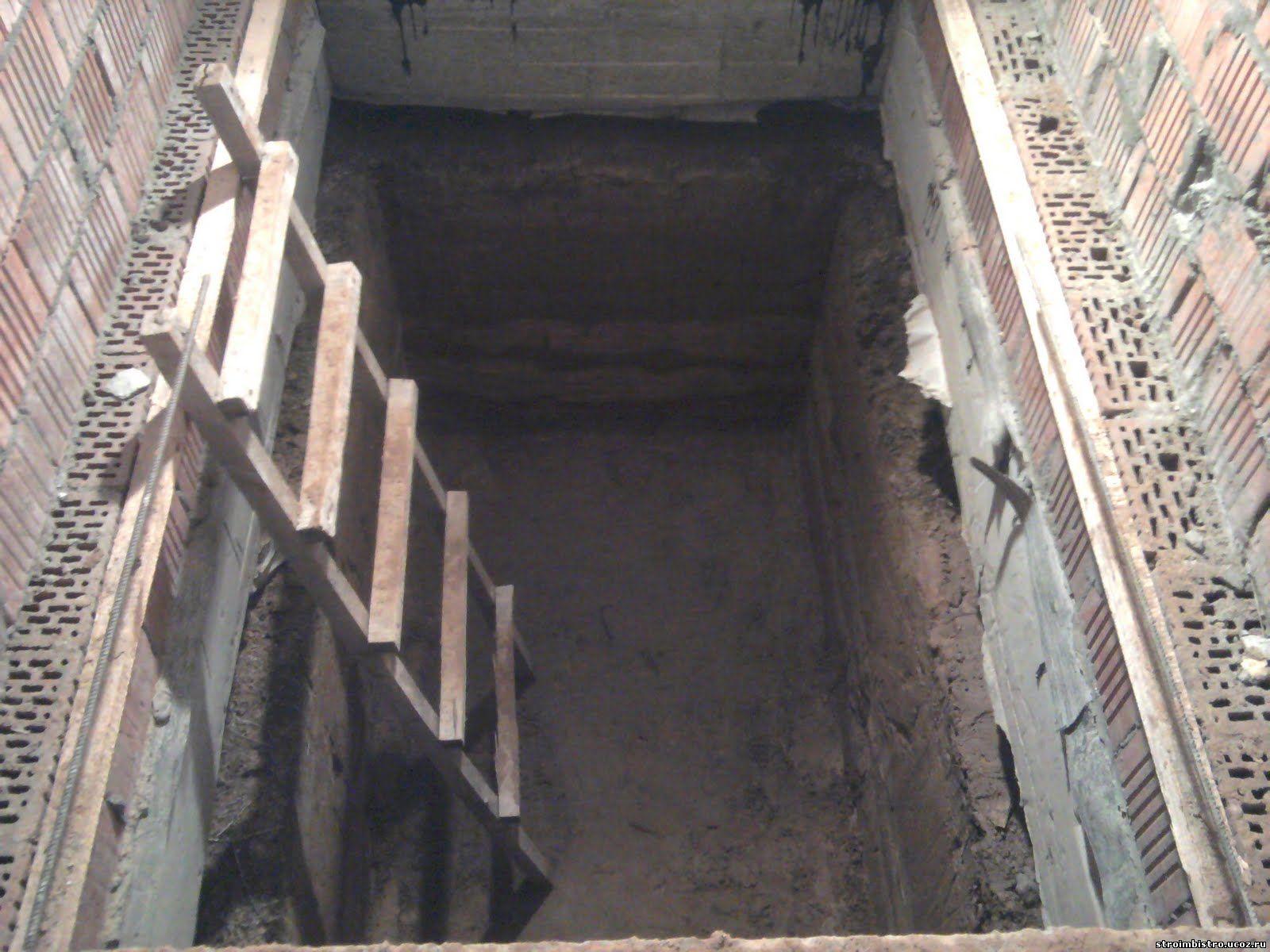 Балконный погребок.
